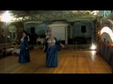 восточный танец на новогоднем корпоративе